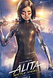 Alita - Battle Angel (2019) Poster
