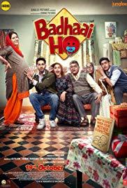 Badhaai Ho 2018 Poster