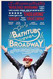 Bathtubs Over Broadway poster