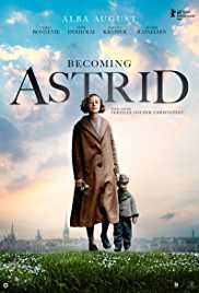 Becoming Astrid (2018) poster