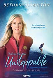 Bethany Hamilton - Unstoppable (2018) poster