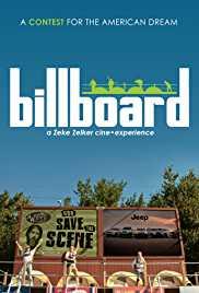 Billboard (2019) poster