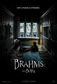 Brahms - The Boy II poster