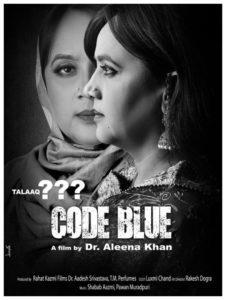 Code Blue – Tlaaq Poster