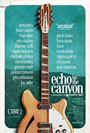 Echo In the Canyon (2018) poster