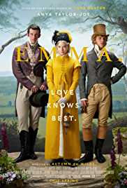 Emma. (2020) poster
