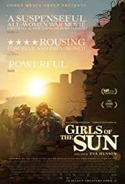 Girls of the Sun (2018) poster