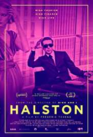 Halston (2019) poster