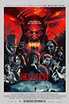 Hell Fest (2018) Poster