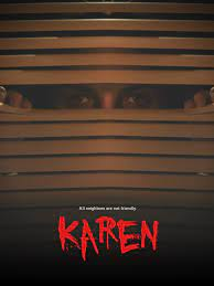 Karen movie poster