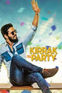 Kirrak Party poster