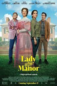 Lady of the Manor poster