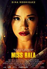 Miss Bala (2019) Poster