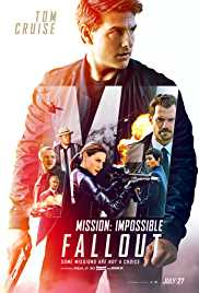 Mission Impossible - Fallout (2018) Poster