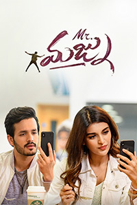 Mr. Majnu Poster
