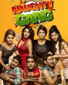 Naughty Gang movie poster