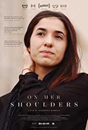 On Her Shoulders poster