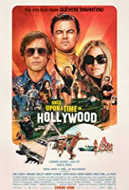 Once Upon a Time ... in Hollywood (2019) poster