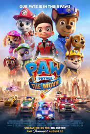 PAW Patrol - The Movie poster