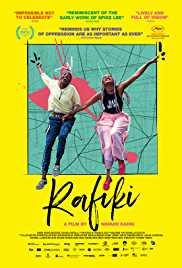Rafiki (2018) poster