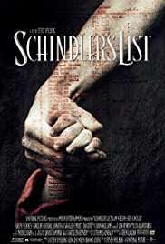 Schindler's List (1993) Poster