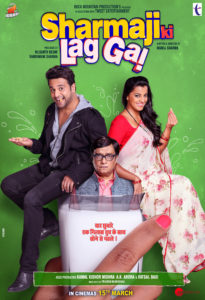 Sharma Ji Ki Lag Gai Movie Poster