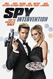 Spy Intervention Movie poster