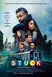Stuck movie poster