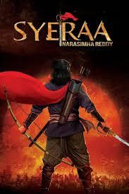 Syeraa Narasimha Reddy poster