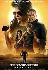 Terminator - Dark Fate (2019) poster