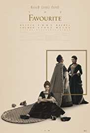 The Favourite (2018) poster
