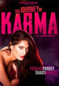 The Journey Of Karma Poster