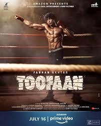Toofaan movie poster