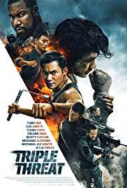 Triple Threat (2019) Poster