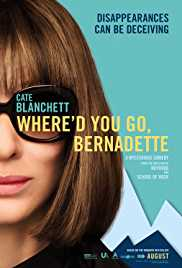 Where d You Go, Bernadette poster