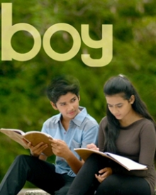 Boy 2019 movie poster