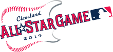 2019 Major League Baseball All-Star Game logo