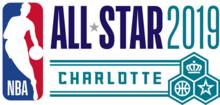 2019 NBA All-Star Game logo