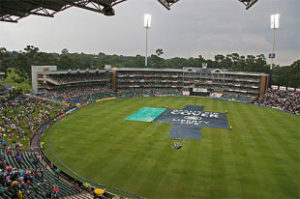 The Wanderers Stadium, Johannesburg