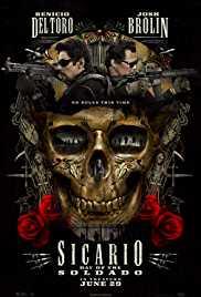 Sicario - Day of the Soldado