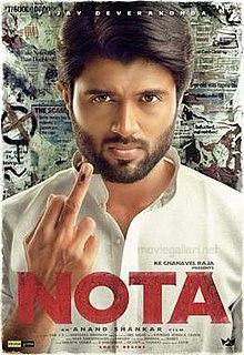 Nota 2018 Poster