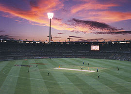 Brisbane Cricket Ground,