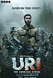 Uri movie Poster