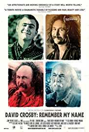 David Crosby - Remember My Name (2019) poster
