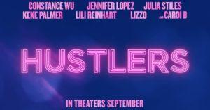 Hustlers (2019) poster