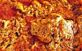 Hara Dana Methi Bail Gatta Curry Recipe