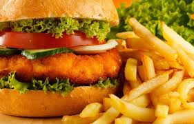 Chicken and Fish Burger Recipe